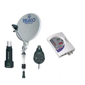 TELECO TELAIR MOTOSAT DIGIMATIC 85 Antenna satellitare semiautomatica da parete