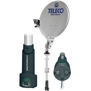 TELECO TELAIR MOTOSAT 65 Antenna satellitare semiautomatica da parete