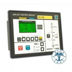 SICES GC350R Advanced AMF Marine Genset Controller