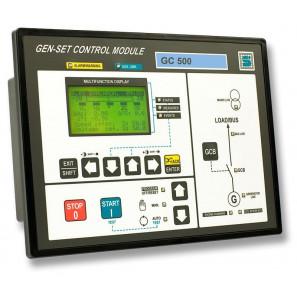 SICES GC500 Scheda di Controllo per Gruppi Elettrogeni in Parallelo