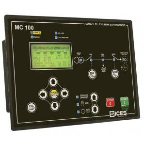 SICES MC100 Supervisor controller for multiple parallel applications