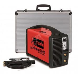 TELWIN TECHNOLOGY 236HD 230V ACX ALUMINIUM CARRY CASE