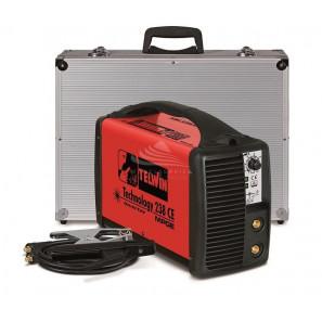 TELWIN TECHNOLOGY 238 CE/MPGE 230V ACX ALUMINIUM CARRY CASE