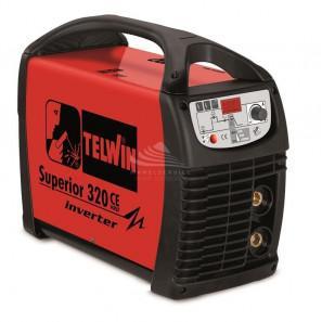 TELWIN SUPERIOR 320 CE VRD 230-400V