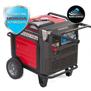 HONDA EU 70is Generatore a Benzina Inverter 7 kW
