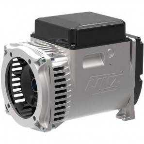 LINZ E1C10S F Single-phase Alternator 110/220V 5 kVA 60 Hz Brushless