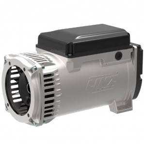 LINZ E1C10M H Single-phase alternator 115/230V 6 kVA 50 Hz Brushless