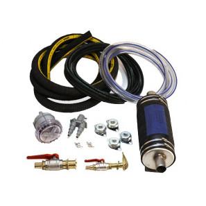 FISCHER PANDA Kit installazione Basic 25/50