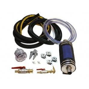 FISCHER PANDA Basic 40/75 Installation Kit