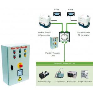 FISCHER PANDA Parallel Transfer Unit 3.8 kW - 15.3 kW