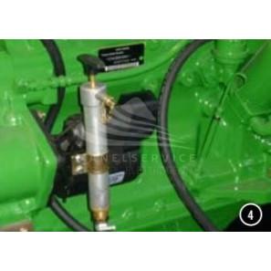 GREEN POWER POMPA ESTRAZIONE OLIO GP30