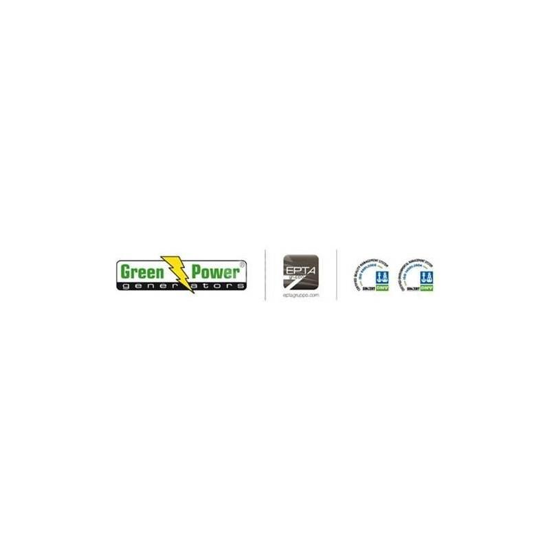 GREEN POWER MANOMETRO OLIO CON LETTURA ANALOGICA GP30