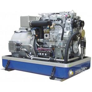FISCHER PANDA 7,5-4 PMS Generatore Marino Monofase 1500 giri 7.6 kVA 6.5 kW