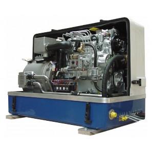 FISCHER PANDA 12-4 PMS Generatore Marino Monofase 1500 giri 12.3 kVA 10.5 kW