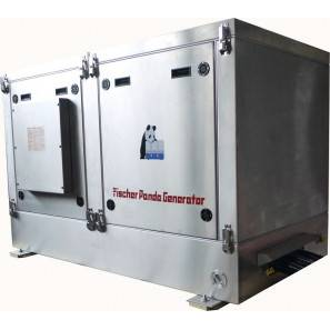 FISCHER PANDA 70-4 PMS Generatore Marino Trifase 1500 giri 71.8 kVA 61 kW
