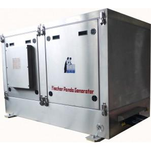 FISCHER PANDA 110-4 PMS Generatore Marino Trifase 1500 giri 108.2 kVA 92 kW