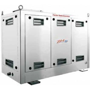FISCHER PANDA 200-4 PMS Generatore Marino Trifase 1500 giri 200 kVA 170 kW
