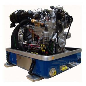 FISCHER PANDA AGT-DC 11000-48V PMS Generatore Marino DC a Velocità Variabile 10.9 kW