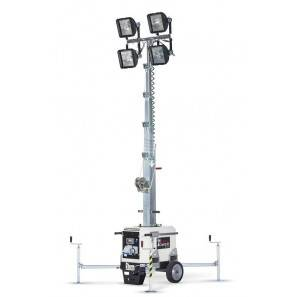 ITALTOWER TOWERLOOP 4x400 W METAL HALIDES