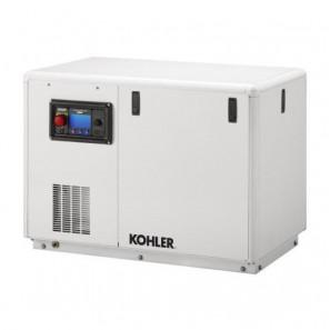 GRUPPO ELETTROGENO MARINO 11EFKOZD Monofase 11 kVA Motore KOHLER 60 Hz