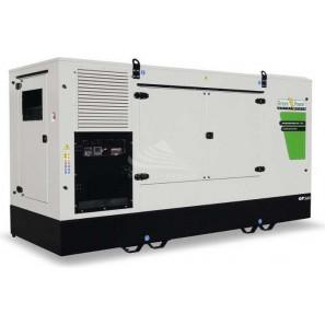 GREEN POWER GP560S/P SILENZIATO CON ALTERNATORE AVR-MECC ALTE (CENTRALINA MANUALE)