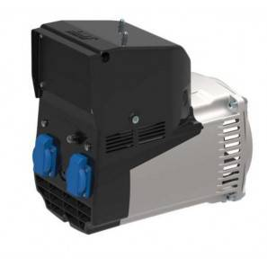 LINZ SPE10M F Single-phase alternator 220V 4.2 kVA 60 Hz AVR