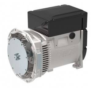 LINZ E1E13S C Single-phase alternator 110V/220V 15.6 kVA 60 Hz AVR