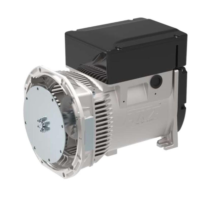 LINZ E1E13S C Single-phase alternator 115V/230V 13 kVA 50 Hz AVR