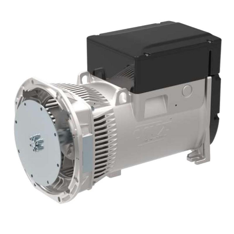 LINZ E1E13M E Single-phase alternator 110V/220V 21.5 kVA 60 Hz AVR