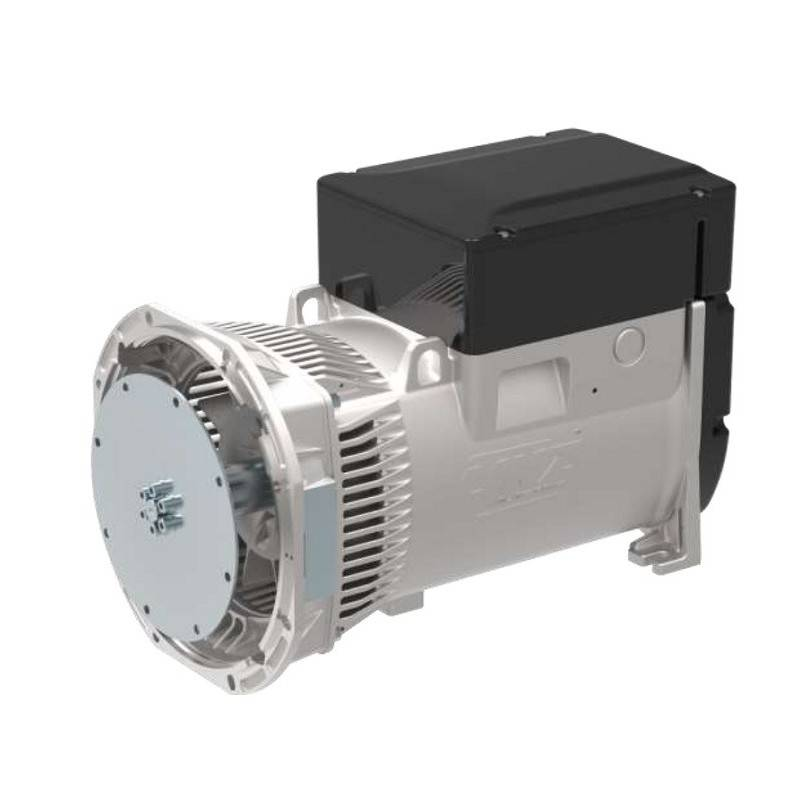 LINZ E1C13M E/4 Single-phase alternator 115V/230V 14 kVA 60 Hz Brushless