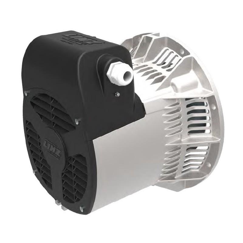 LINZ ALUMEN SB Single-phase alternator 3.5 kVA 50 Hz with Damping Cage