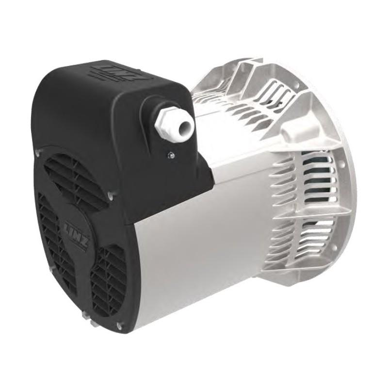 LINZ ALUMEN LE Single-phase alternator 7 kVA 50 Hz with Damping Cage