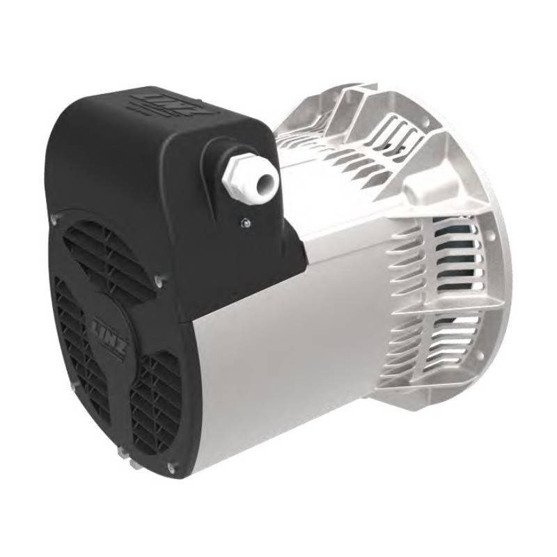LINZ ALUMEN LE Single-phase alternator 8 kVA 60 Hz with Damping Cage