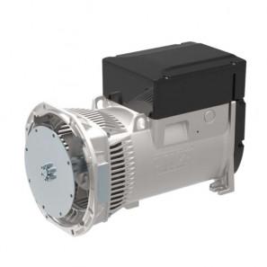 LINZ E1S13M D/2 Three-phase alternator 277V/480V 26.4 kVA 60 Hz Compound