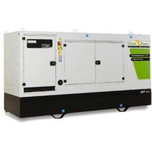 GREEN POWER GP165S/V SILENZIATO CON ALTERNATORE COMPOUND-LINZ (CENTRALINA MANUALE)