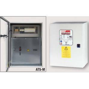 GENMAC ATS-M 4P 50-60Hz 3PH 380..400V 200A