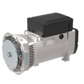 LINZ E1X13M D/2 Three-phase alternator 277V/480V 19.5 kVA 60 Hz AVR