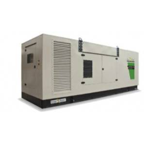 GREEN POWER GP250S/P-N SOUNDPROOF WITH AVR-MECC ALTE ALTERNATOR (MANUAL CONTROL UNIT)
