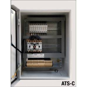 GENMAC NETWORK-GROUP SWITCHING CABINET ATS-C 4P 50/60Hz 3ph 380..400v 45a