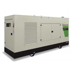 GREEN POWER GP280SM/D SILENZIATO CON ALTERNATORE AVR-MECC ALTE (CENTRALINA MANUALE)