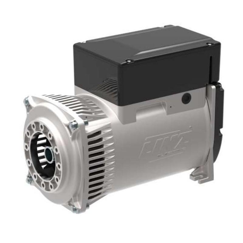 LINZ E1S11M AS KE Three-phase alternator 277V/480V 12.5 kVA 60 Hz AVR + Compound