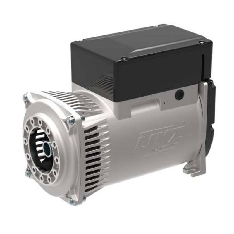 LINZ E1S11M B KE Three-phase alternator 230V/400V 11.5 kVA 50 Hz AVR + Compound