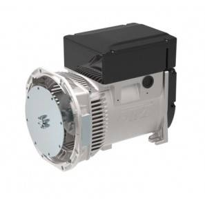 LINZ E1S13S B/4 Three-phase alternator 4 poles 12 kVA 60 Hz Compound