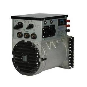 ZANARDI HM1 180 A.C. Alternatore 6 KVA - Saldatrice 55-180 Ampere