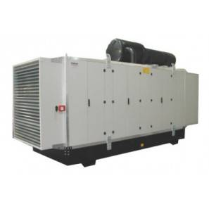 MASE MPL 550 S-P Gruppo Elettrogeno Silenziato 550 KVA con ATS in cassetta separata