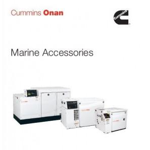 CUMMINS ONAN A029Z017 Separatore acqua / fumi per Generatori Marini