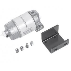CUMMINS ONAN A026M935 Remote Fuel/Water Separator, 30 Micron