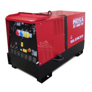 MOSA TS 400 PS-BC Motosaldatrice MMA TIG 48V-230V-400V