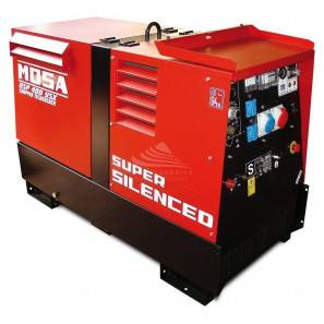 MOSA DSP 400 YSX 12 kVA Welder Multiprocess