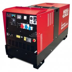 MOSA DSP 600 PS Motosaldatrice 30 kVA Multiprocesso